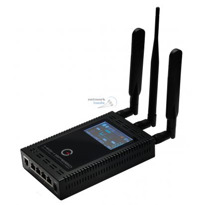 Geneko GWR462 Маршрутизатор GSM 3G-4G промышленного исполнения, 2xSIM, Wi-Fi