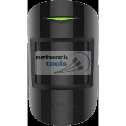 Беспроводной датчик движения Ajax MotionProtect Plus, Jeweller, 3V CR123A (цвет белый, чёрный)