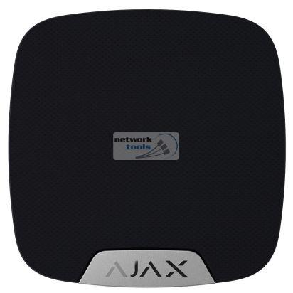 Беспроводная комнатная сирена Ajax Home-Siren, Jeweller, 105 дБ, белый, чёрный