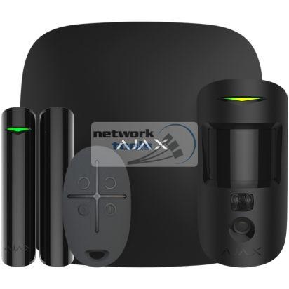 Комплект Ajax StarterKit Cam