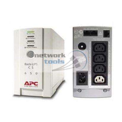 APC BK650EI Back-UPS CS 650VA Источник бесперебойного питания ИБП UPS для ПК