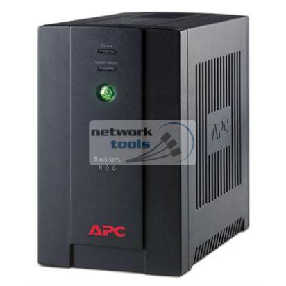 APC BX800CI-RS Back-UPS 800VA Источник бесперебойного питания ИБП UPS для ПК