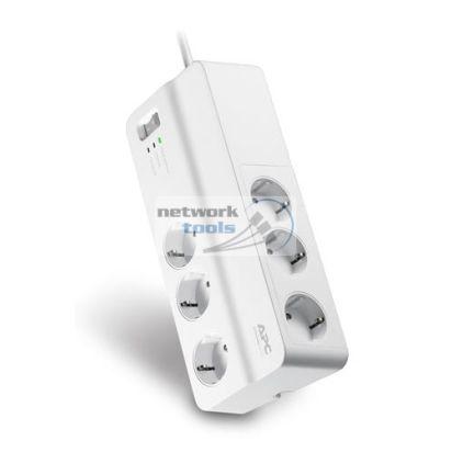 APC PM6-RS Сетевой фильтр на 6 розеток 2 м шнур