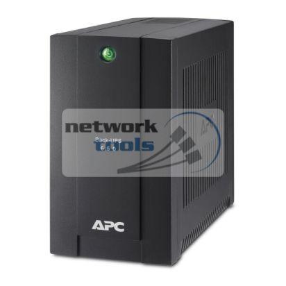 ИБП APC Back-UPS 650VA BC650-RSX761 Источник бесперебойного питания
