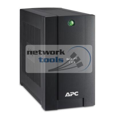 ИБП APC Back-UPS 750VA Источник бесперебойного питания BC750-RS