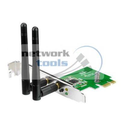 ASUS PCE-N15 Wi-Fi адаптер PCI-Express 300Mbps