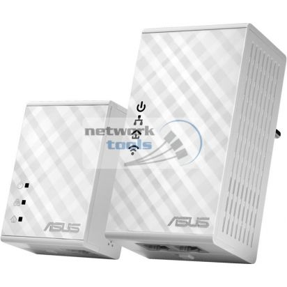 ASUS PL-N12 Ethernet To Powerline 500Mbps 2 шт
