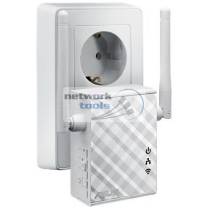 ASUS RP-N12 Точка доступа-репитер 802.11n 300Mbps