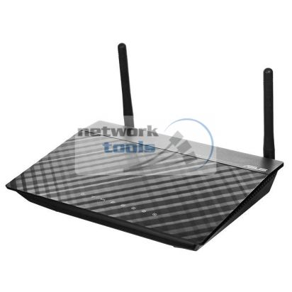 ASUS RT-N12 Маршрутизатор Wi-Fi 300Mbps, 4*LAN, IPTV