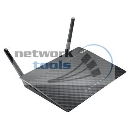 ASUS RT-N12/D Маршрутизатор Wi-Fi 300Mbps, 4xLAN, IPTV