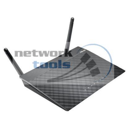 ASUS RT-N12 v.D Маршрутизатор Wi-Fi 300Mbps, 4xLAN, IPTV