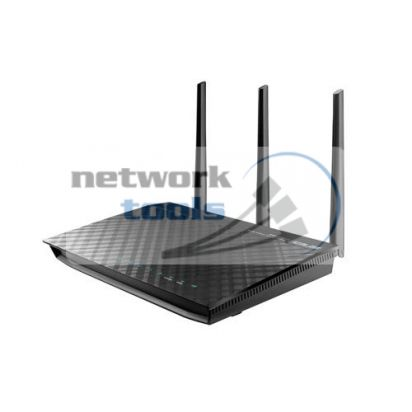 ASUS RT-N66U Двухдиапазонный wi-fi маршрутизатор 900Mbps, USB, 4*GLAN