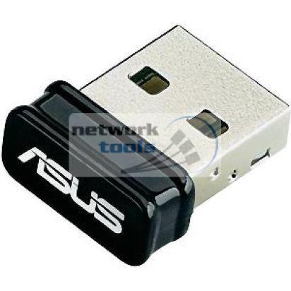 ASUS USB-N10 Nano Wi-Fi адаптер USB 150Mbps