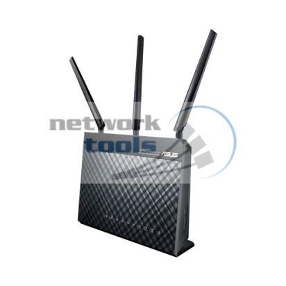 ASUS DSL-AC68U Гигабитный Wi-Fi маршрутизатор с ADSL2+ модемом AC1900