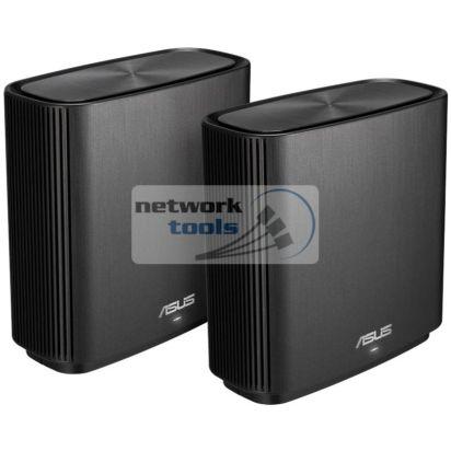 Mesh-система Asus ZenWiFi CT8 2PK black