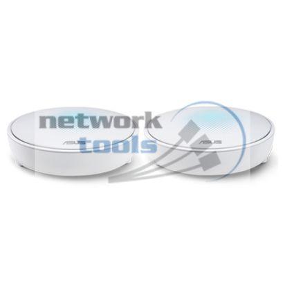 Asus Lyra MAP-AC2200-2PK Двухдиапазонная Mesh система 2-шт Wi-Fi 802.11ac
