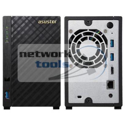 ASUSTOR AS3102T Cетевое хранилище NAS на 2xHDD 2.5/3.5