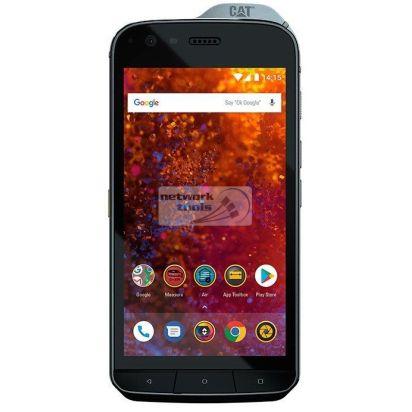 Смартфон Caterpillar CAT S61 4/64GB Dual SIM Black для экстремальных условий эксплуатации