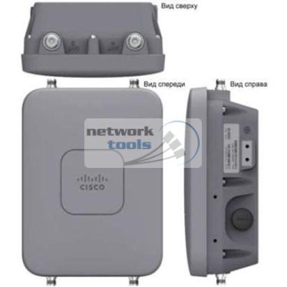 Cisco AIR-CAP1532E-E-K9 Точка доступа Wi-Fi  802.11n 2.4Ghz 5Ghz
