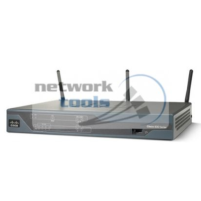 Cisco C881W-E-K9 Маршрутизатор мультисервисный