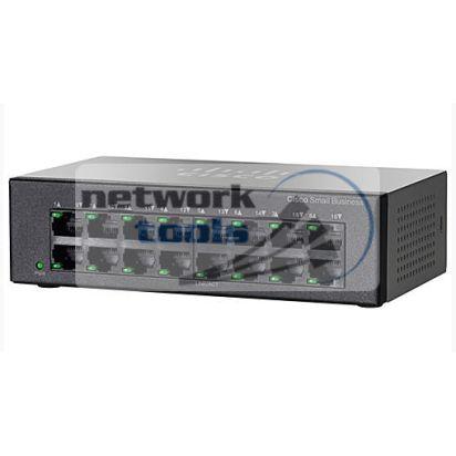 Cisco SB SF110D-16 Коммутатор неуправляемый 16-портовый 100Мбит
