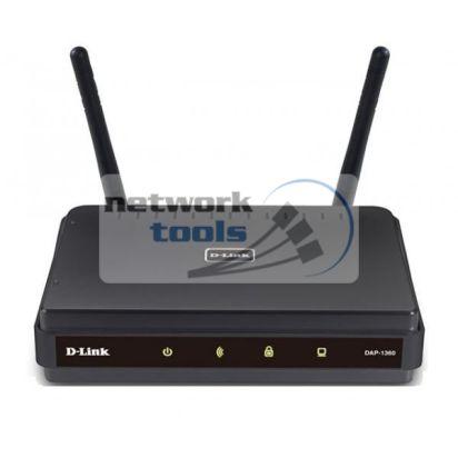 D-Link DAP-1360/B Точка доступа Wi-Fi 300Mbps