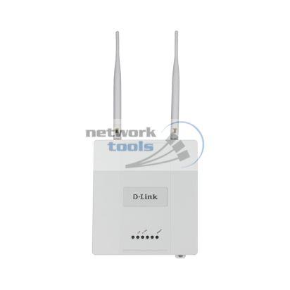 D-Link DAP-2360 Wi-Fi точка доступа класса Plenum до 300Mbps
