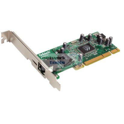 D-Link DGE-530 Сетевая карта 1Гбит PCI