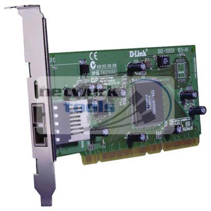 D-Link DGE-550SX Сетевая карта 1Гбит PCI