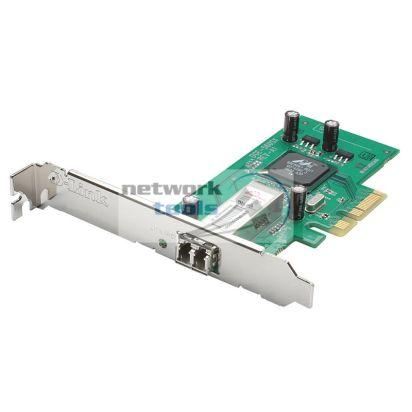 D-Link DGE-560SX Сетевая карта 1Гбит PCI Express