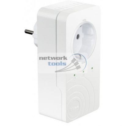 D-Link DHP-P338AV Сетевой адаптер Ethernet to Powerline 3 порта