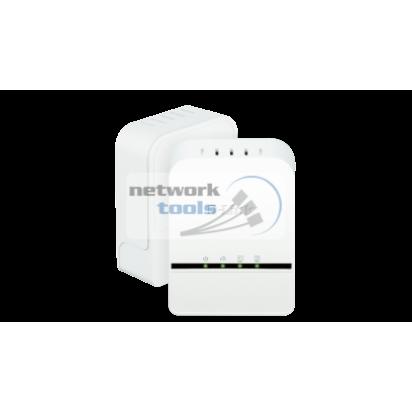 D-Link DHP-329AV Комплект сетевых адаптеров PowerLine 200Мбит