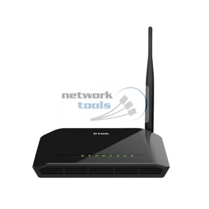 D-Link DIR-300S Маршрутизатор Wi-Fi для дома 150Mbps
