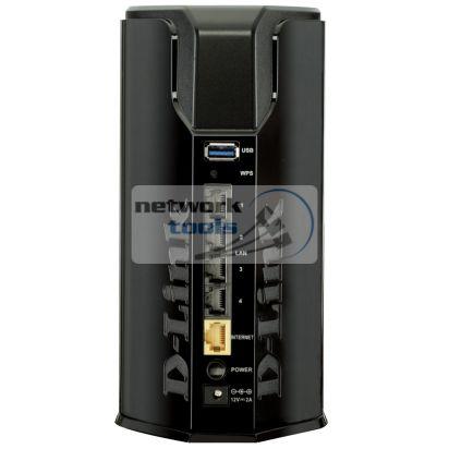 D-Link DIR-860L Маршрутизатор  802.11ac AC1200 DualBand c USB 3.0