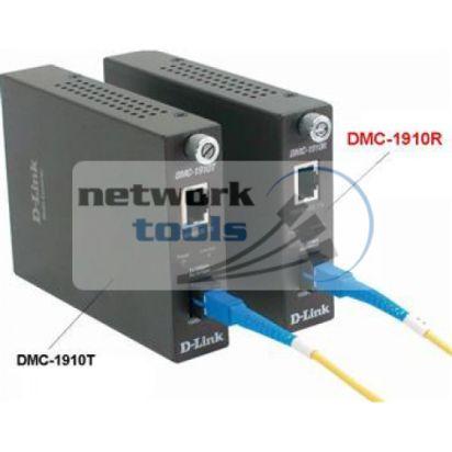 D-Link DMC-1910R Медиаконвертер оптический
