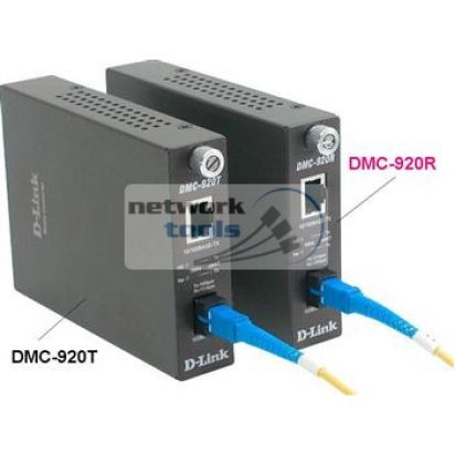 D-Link DMC-920R Медиаконвертер оптический