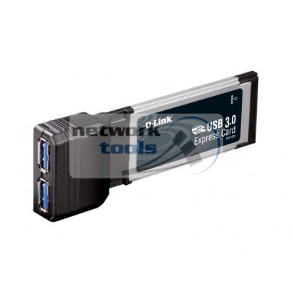 D-Link DUB-1320 Сетевая карта ExpressCard USB 3.0