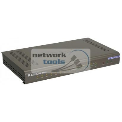 D-Link DVG-5008S Шлюз VoIP 8xFXS порта