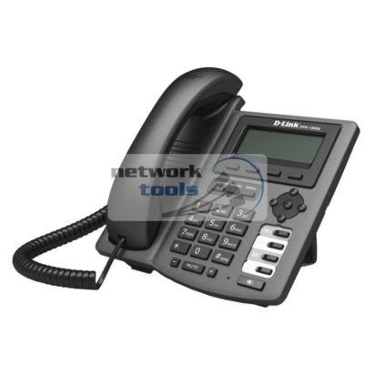 D-Link DPH-150SE Телефон VoIP офисный