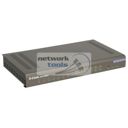 D-Link DVG-6008S Шлюз VoIP 8xFXO порта