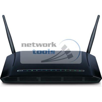 D-Link DIR-632 Маршрутизатор Wi-Fi 300M на 8-портов