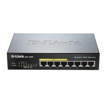 D-Link DGS-1008P Коммутатор