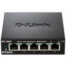 D-Link DES-1005D Коммутатор