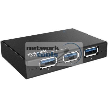 D-Link DUB-1340 HUB на 4 порта USB