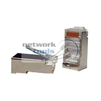 DIGITUS A-MO8-8SRS Коннектор RJ45 Cat.5e FTP 100 шт