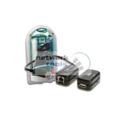 DIGITUS DA-70139 Удлинитель USB 2.0 extender over UTP 60m