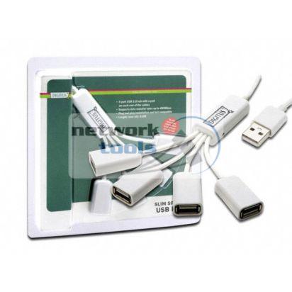 DIGITUS DA-70216 Концентратор USB 4-порта
