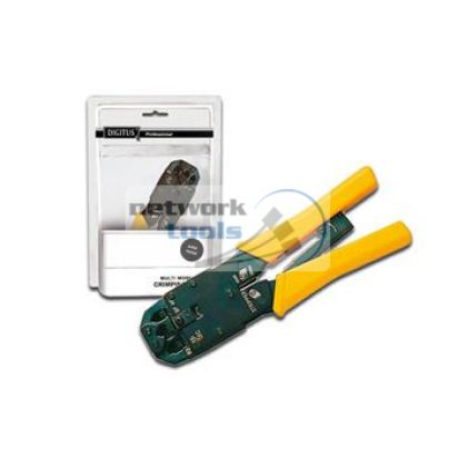 DIGITUS DN-94004 Многофункциональный обжимной инструмент