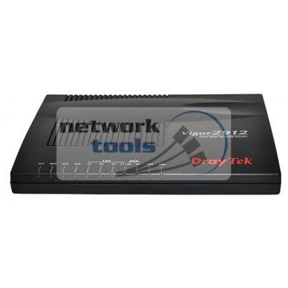 DrayTek Vigor2912 Dual WAN маршрутизатор SB проводной, USB