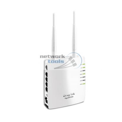 DrayTek VigorAP 810 Офисная точка доступа Wi-Fi до 64 клиентов с POE